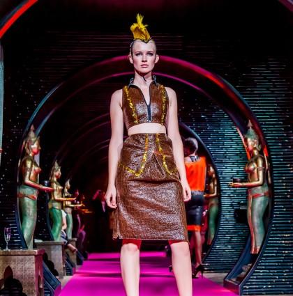 OC Communications present's Fashion Connect VAMFF Spice Market Melbourne 2014
